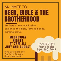 Beer Bible and Brotherhood